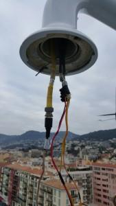 camera videosurveillance voilier