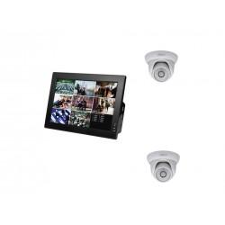 Kit analogiqueavec ecran tactile supportant 4 caméras