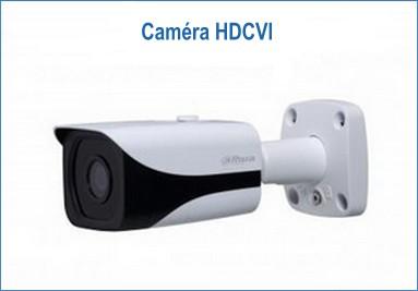 caméra HDCVI Dahua