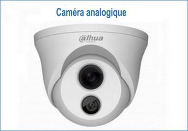 caméra analogique dahua
